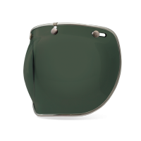 SZYBA BELL CUSTOM 500 DELUXE BUBBLE WAYFARER GREEN