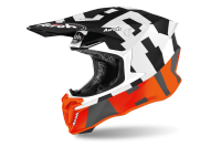 AIROH KASK OFF-ROAD TWIST 2.0 FRAME ORANGE MATT