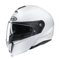HJC KASK SYSTEMOWY I90 PEARL WHITE