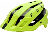 KASK ROWEROWY FOX FLUX MIPS YELLOW/BLACK