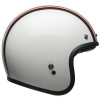 BELL KASK OTWARTY CUSTOM 500 CAFE STADIUM WH/RE/BL