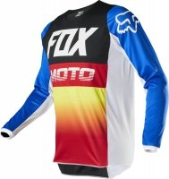 FOX  BLUZA OFF-ROAD180 FYCE BLUE/RED