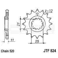 Zębatka przednia JT 50-32048-16, 16Z, rozmiar 520 2200921 Husqvarna TE 610