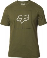 FOX T-SHIRT CHAPPEDAIRLINE OLIVE GREEN