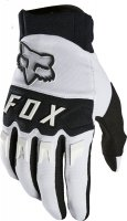 FOX RĘKAWICE OFF-ROAD DIRTPAW WHITE