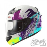 KASK LS2 FF352 ROOKIE ONE IRIS