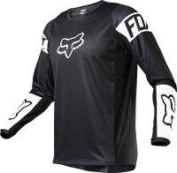 FOX BLUZA OFF-ROAD 180 REVN BLACK/WHITE