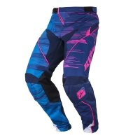 KENNY SPODNIE OFF-ROAD PERFORMANCE BLUE/PINK