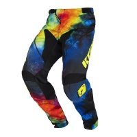 KENNY SPODNIE OFF-ROAD  PERFORMANCE TIE AND DYE
