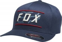FOX CZAPKA Z DASZKIEM DETERMINED FLEXFIT NAVY
