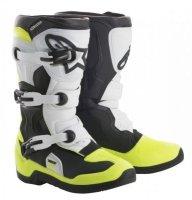 ALPINESTARS(MX) buty cross TECH 3 YOUTH żółty FLUO