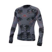 ADRENALINE Koszulka termoaktywna GLACIER czarny/sz