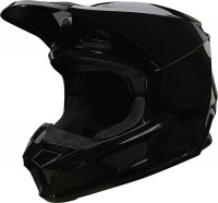 FOX KASK OFF-ROAD V-1 PLAIC BLACK
