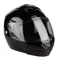 LAZER LUGANO  Kask motocyklowy Z-Line czarny/mat