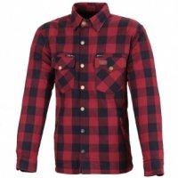 BUSE Koszula MOTOCYKLOWA M11 Karo czerwona