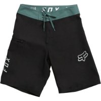 FOX BOARDSHORT JUNIOR OVERHEAD BLACK/GREEN