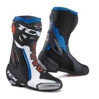 BUTY SPORTOWE TCX RT-RACE PRO AIR WHITE/BLACK/BLUE