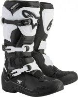 ALPINESTARS(MX) buty TECH 3 biały/czarny