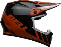 BELL KASK OFF-ROAD MX-9 MIPS DASH RED/BLACK