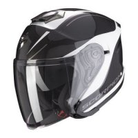 SCORPION KASK INTEGRALNY EXO-S1 SHADOW PEARL WH-S