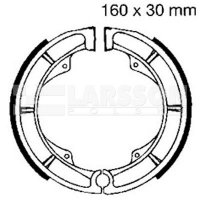 Szczęki hamulcowe komplet EBC 606 4200111 Suzuki LS 650, LT-A 400