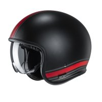 HJC KASK OTWARTY V30 SENTI BLACK/RED