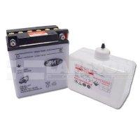 Akumulator standardowy JMT YB10L-BP (CB10L-BP) 1100411 Piaggio/Vespa GTS 250