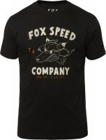 FOX T-SHIRT  BOMBER PREMIUM BLACK