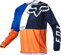 FOX BLUZA OFF-ROAD 180 LOVL ORANGE/BLUE