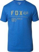 FOX T-SHIRT NON STOP PREMIUM ROYAL BLUE