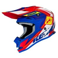 KENNY KASK OFF-ROAD PERFORMANCE BLUE-RED