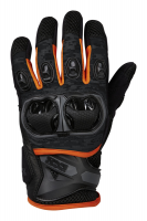IXS RĘKAWICE MONTEVIDEO AIR S BLACK/SILVER/ORANGE