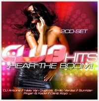 CLUB HITS - HEAR THE BOOM