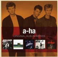 A-ha - Orginal Album Series [5CD]