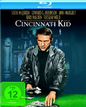 Cincinnati Kid [Blu Ray]