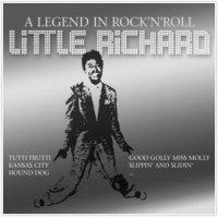 Little Richard - A Legend In Rock'N'Roll [CD]