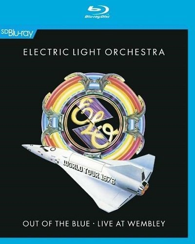 Electric Light Orchestra - Out Of The Blue Live At Wembley [BLU RAY], Koncert, Rock
