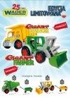 Wader Gigant Truck Wózek Przyczepa - farmer 10915