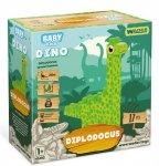 Baby Blocks Dino diplodok WADER 41493