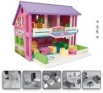 Wader 25400 - Domek dla lalek i Pet Shop