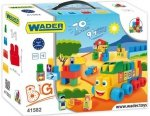 Wader 41582 Klocki Middle Blocks - 70el. Big +naklejki