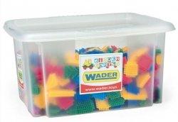 Wader - 80163 Klocki Jeżyki - 500 elementów