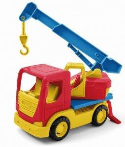 Tech Truck dźwig Wader 35317