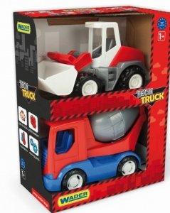 Tech Truck  betoniarka i ładowarka  Wader 35374