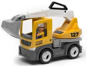 Multigo Build koparka z kierowcą IGRACEK EF27278