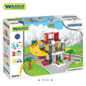 Garaż z windą 3 poziomy Wader 50310
