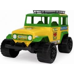 Color Cars auta terenowe WADER 37092