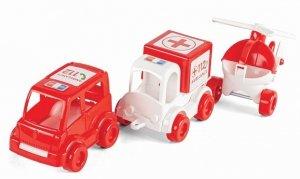 Kid Cars zestaw pogotowie