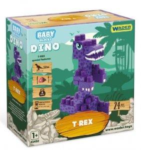 Baby Blocks Dino t-rex WADER 41496