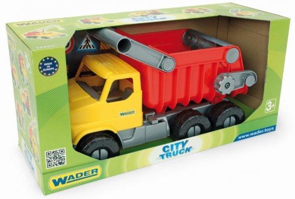 City Truck ciężarówka Wywrotka Wader 32605